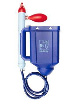 LifeStraw en Campz
