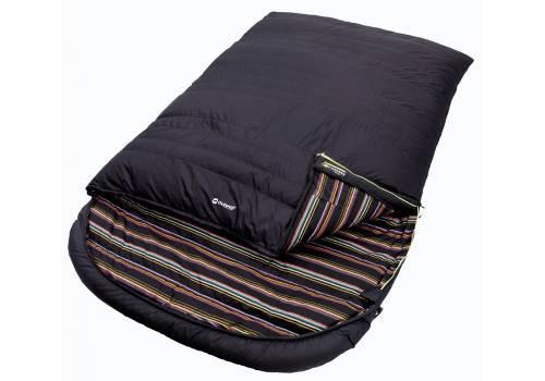 saco de dormir rectangular
