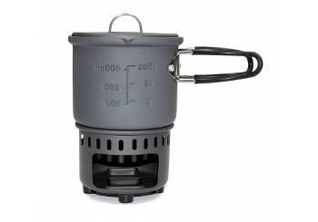 hornillo de combustible