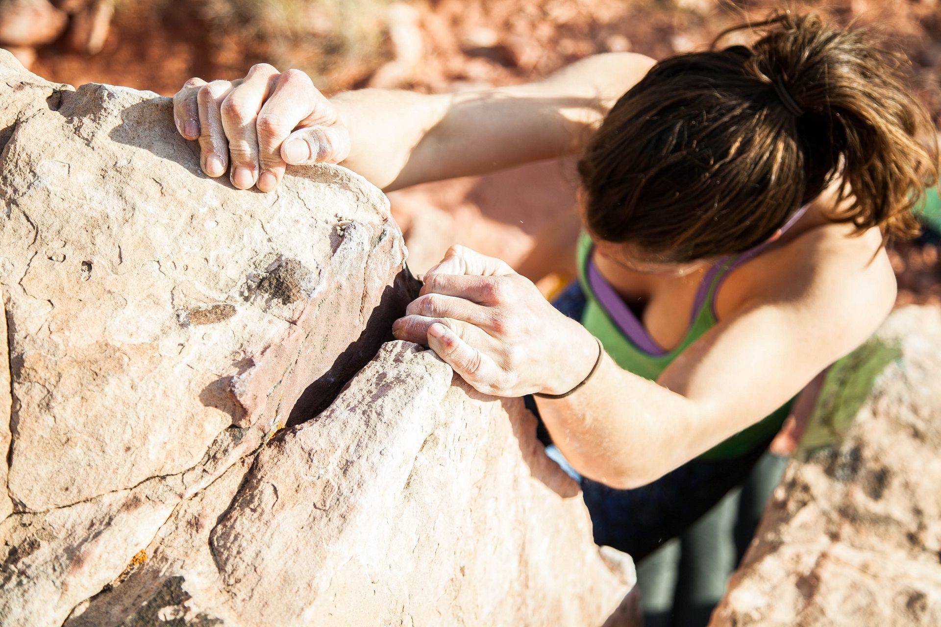 Guía de nutrición en la escalada