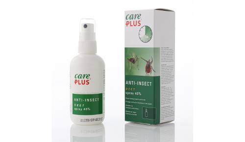 Spray anti-mosquitos CarePlus